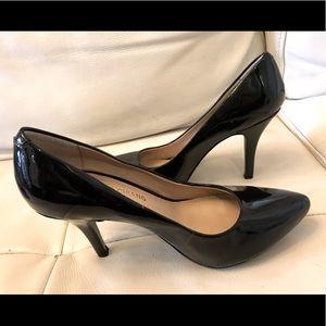Arturo Chiang Black Patent Shoes